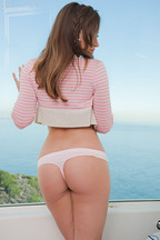 Dani Daniels posa desnuda para Ron Harris, foto 5