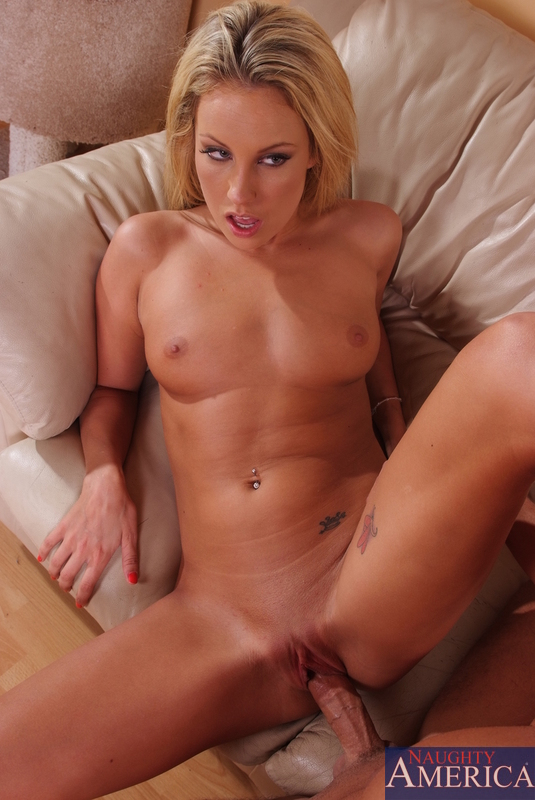 Kiara Diane Sexy Blonde Cowgirl Gets Nude With Nature Mature Tube 1