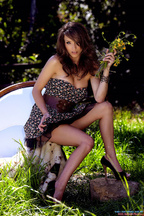Impresionante Malena Morgan, foto 14