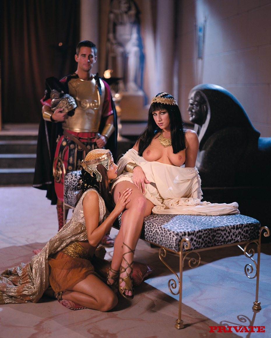 Julia taylor in cleopatra anal orgy 33 - 3 part 1