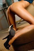 Lindsay Marie posa abierta de piernas, foto 8