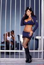 Lisa Ann y Tyler Knight