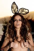 Malena Morgan posa con una lencería muy erótica, foto 14
