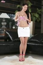 Melissa Mendiny chica del mes de enero de Twistys, foto 7