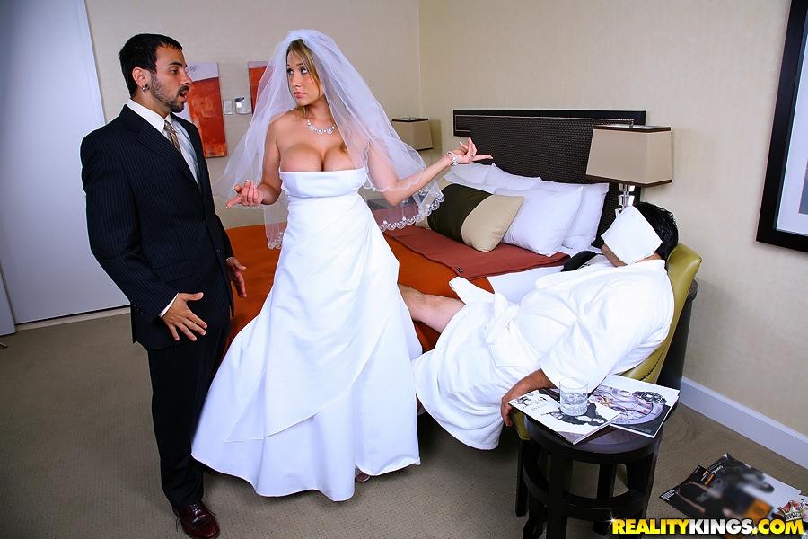 No sexo en la noche de bodas