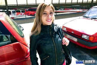 Saida Sinner follada en el FolloVolumen de Cumlouder.com, foto 1