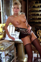 Victoria Zdrok desnuda y a cuatro patas para Playboy.com, foto 6
