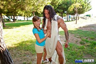 Yaiza Del Mar follándose al tatuado Rob Diesel, foto 2