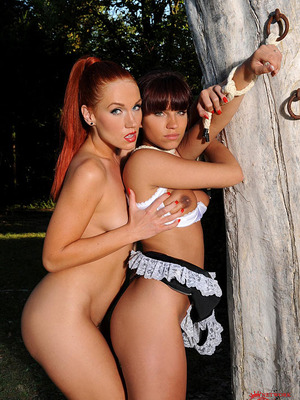Angel Rivas y Kety Pearl