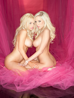 Bibi Jones y Jesse Jane