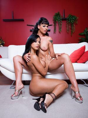 Kyra Black y Simony Diamond