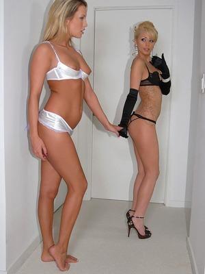 Kiara Diane y Monique Alexander