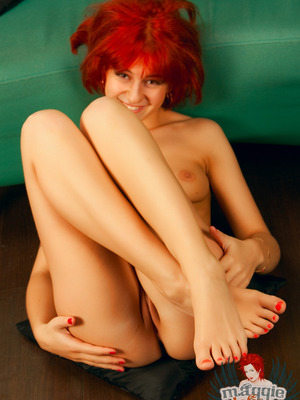 Red Maggie
