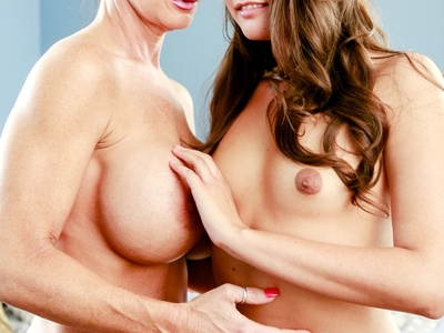 Allie Haze y Deauxma