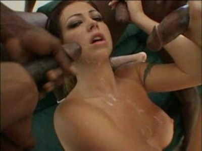 Chloe Dior,Wesley Pipes,Justin Slayer y Darren James