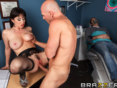 Rayveness y Johnny Sins