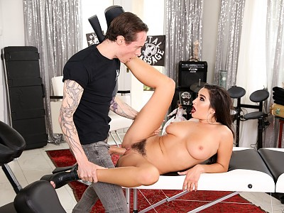 Karlee Grey y Owen Gray