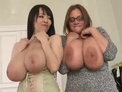Hitomi Tanaka y Nadine Jansen