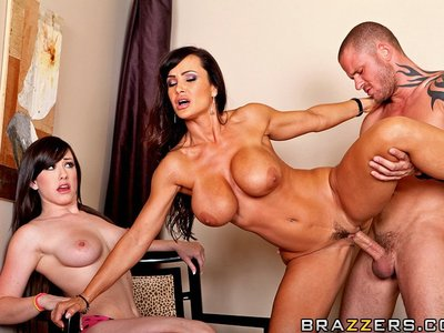 Lisa Ann y Jennifer White