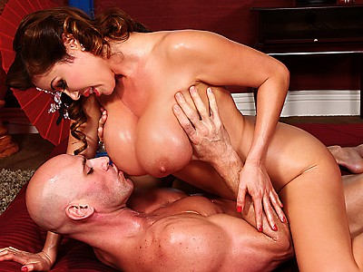 Kianna Dior y Johnny Sins