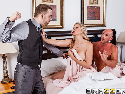 Julia Ann y Johnny Sins