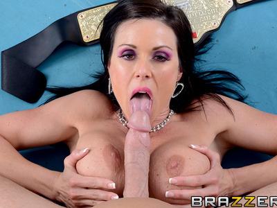 Kendra Lust y Johnny Sins