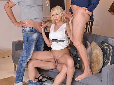 Kimber Delice,David Perry,Csoky y Thomas Stone