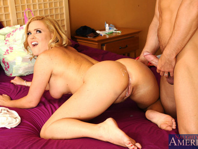 Krissy Lynn y Johnny Castle