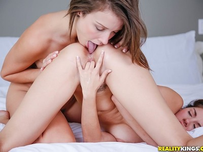 Shyla Jennings y Malena Morgan