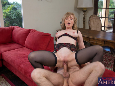 Nina Hartley y Danny Wylde