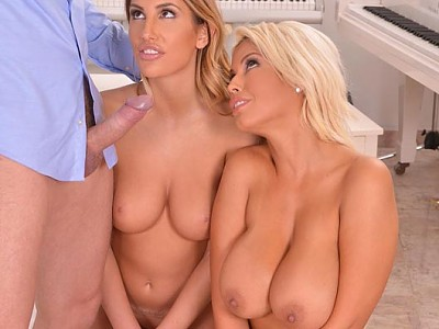 Bridgette B y August Ames y Markus Tynai