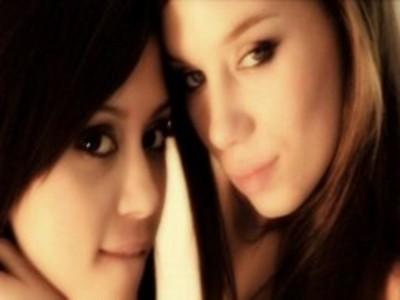 Mia Lina y Alexis Capri