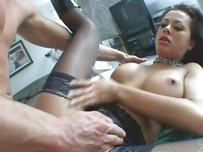 Olivia Del Rio y Toni Ribas