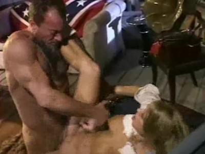 Katie Morgan y Randy Spears