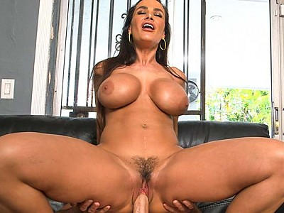 Lisa Ann y Sean Lawless