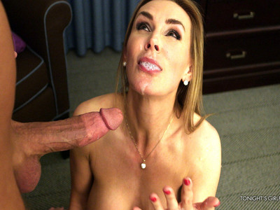 Tanya Tate y Bill Bailey