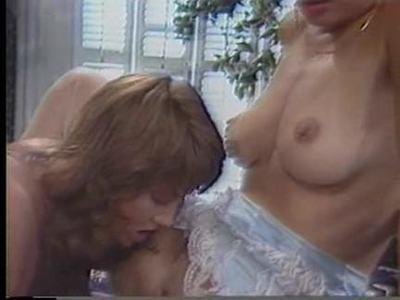 Barbara Dare y Marilyn Chambers