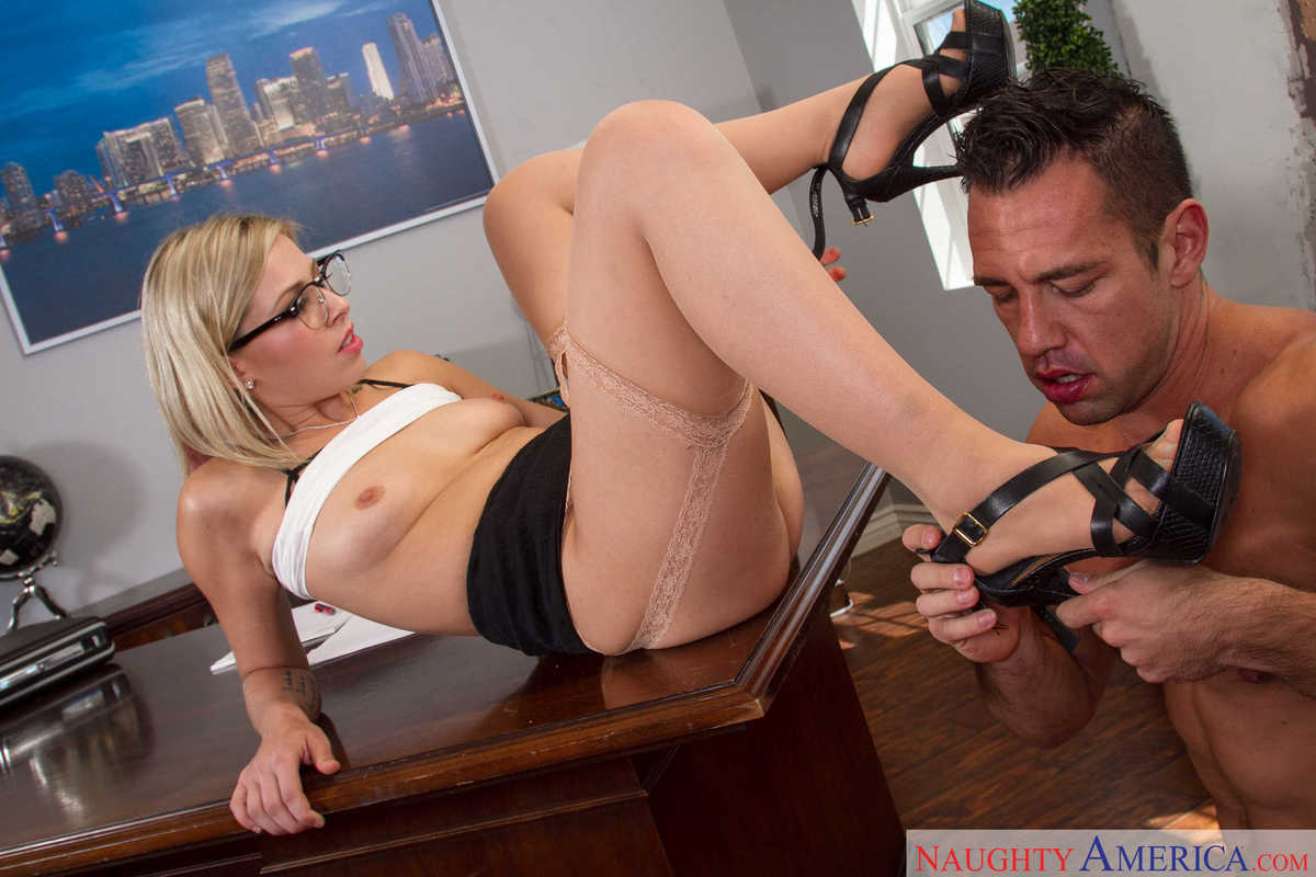 Zoey Monroe y Johnny Castle, foto 15