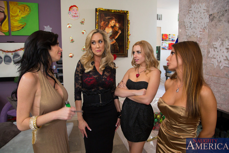 Brandi love y su amigos - 3 part 8