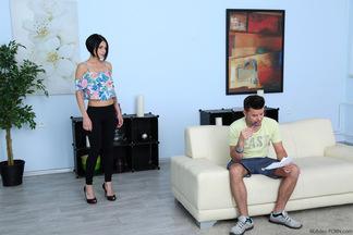 Gabriella Ross y Ricky Silverado