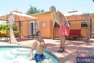 Guapísima Zoey Paige follándose a Levi Cash, foto 4