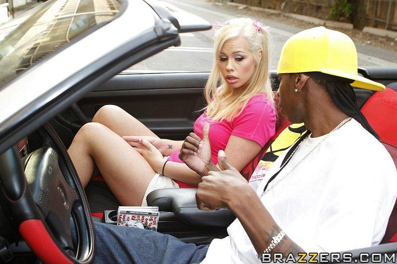 Tara Lynn Foxx Interracial Anal Gangbang